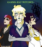 Gamma Witches by MsAnonymus