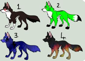 Wolf Adopts - OPEN by Adopt-Til-You-Drop