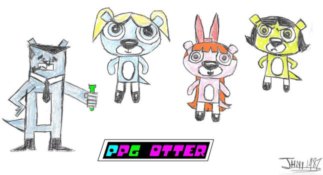 PPG Otter by JustinHill1987