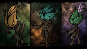 Mutant Plants by gkrit