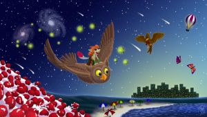 Owl City by Goldy--Gry