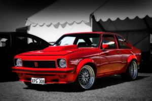 Red Hot Torana by StachRogalski
