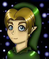 Ocarina Of Time Adult Link by ZeldaGirl88