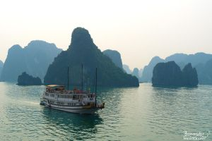 Ha long bay by Seeraeuber