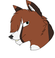 headshot for Dylan-destiny by axelsadoptables