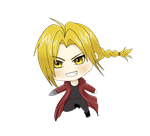 Edward Elric by Ashcat-desu