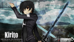 Kirito the Black Swordsman by Christophere13