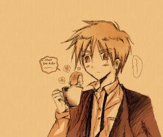 APH: You in my cup of tea by sasaluc
