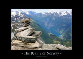 The Beauty of Norway by UnUnPentium115