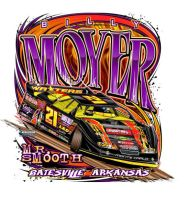 late model dirt racer tee... by Bmart333