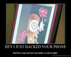 Hey, I just hacked your phone by Greed-Alchemist