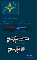 Weapon Concepts Heavy by Luckymarine577