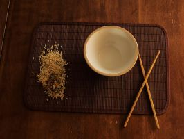 objects _japenese meal by Aimelle-Stock