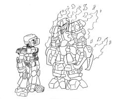 Tahu Meets The Next Generation by NickinAmerica