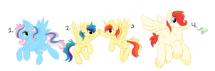 MLP Shipping Adopts :Closed: by DaPuddingz