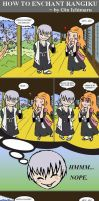 How to enchant Rangiku by MadieAnn
