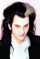 vanian again by VOCODERHEATHEN