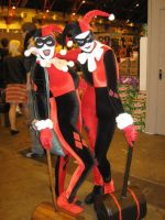 Double Harley trouble by Nerdpowers
