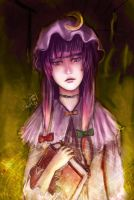 Patchouli Knowledge by zamboze