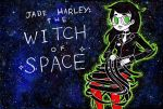Witch of Space by kittenkraze