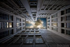 Cloud Launching Pad by MatthiasHaltenhof