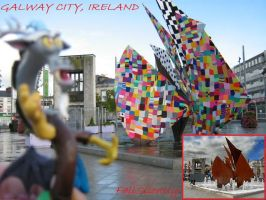 Eyre Square by FallSilently