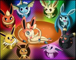 There's a New Eeveelution in Town... by MangaFox156