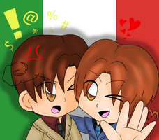 Ciao Bella! by mlp44