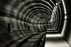 Tunnels of Mass Transport by 3fc