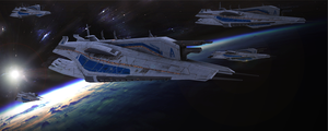 Alliance Fleet by TheKillerCobra