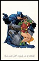 Batman by Miller and Williams by KevinJConley1