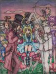 Welcome to Wonderland- W.w. by YuriRave