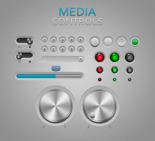 Media controls by MondoteQ