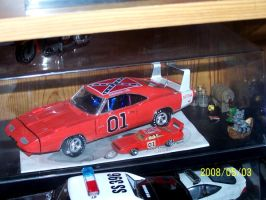 General Lee II Daytona 00 by coonk9
