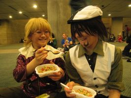 you have to try it kotetsu-san! ax 2012 by chibiaddict4ever