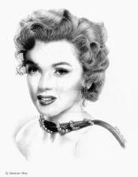 Marilyn by orinoco1973