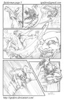 marvel submissions page 5 by Ignifero