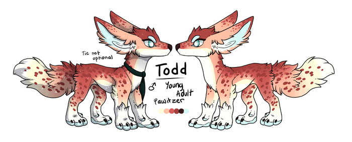 Todd Reference by Falkzii