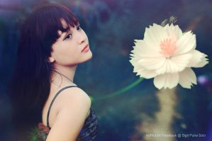 Flower from Heart by SigitPutraSolo