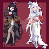 Adoptables: Chess Queen: CLOSED by RaineSeryn