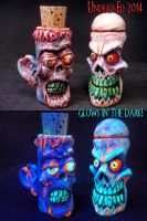 Latest batch 6-30-14 by Undead-Art