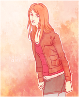 Amy Pond 2 by N-a-y-a