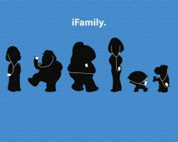 iFamily+ 1280x1024 by arktinis-kurmis-87