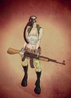 Apocalypse sniper by 12BarBlues
