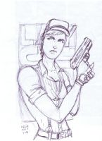 MarchDraw LadyJaye by shaotemp