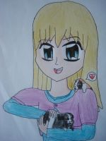Me and my guinea pigs by NIGHTSandTAILSFAN