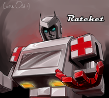 Ratchet 2 by LONEOLD