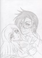 Sebastian and Me by sonicxmelissa302