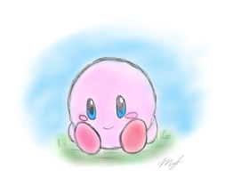 kirby by Yo-YoKirby