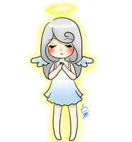 Angel for your Troubles by konomi-MONSTER